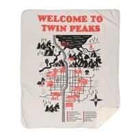 Welcome to Twin Peaks - blanket - small view