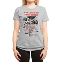 Welcome to Twin Peaks - womens-regular-tee - small view