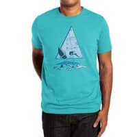 Bermuda Triangle - mens-extra-soft-tee - small view