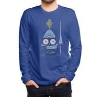 Knight Owl - mens-long-sleeve-tee - small view
