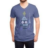 Knight Owl - vneck - small view