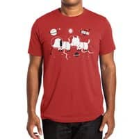 Astro Dogs - mens-extra-soft-tee - small view
