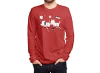 Astro Dogs - mens-long-sleeve-tee - small view