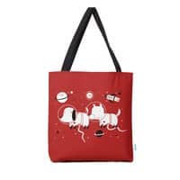 Astro Dogs - tote-bag - small view