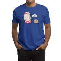 Cookie Loves Milk - mens-regular-tee - small view