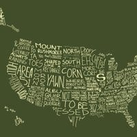 What I Know About The USA - small view