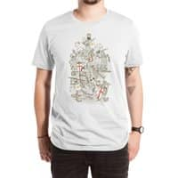 Bad Tempered Rodents - mens-extra-soft-tee - small view