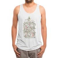 Bad Tempered Rodents - mens-triblend-tank - small view