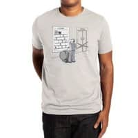 Hard Job - mens-extra-soft-tee - small view
