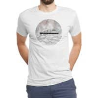 Almost Home - mens-triblend-tee - small view