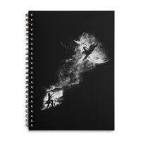 Tell My Wife I Love Her Very Much, She Knows - spiral-notebook - small view