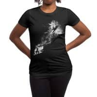 Tell My Wife I Love Her Very Much, She Knows - womens-regular-tee - small view