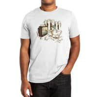 8-BIT Vendetta - mens-extra-soft-tee - small view