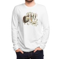 8-BIT Vendetta - mens-long-sleeve-tee - small view