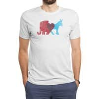 Share Opinions - mens-triblend-tee - small view