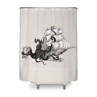 inksPIRATE - shower-curtain - small view