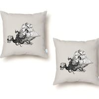 inksPIRATE - throw-pillow - small view