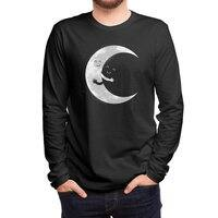 Moon Hug - mens-long-sleeve-tee - small view