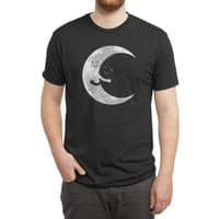 Moon Hug - mens-triblend-tee - small view