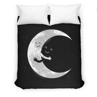 Moon Hug - duvet-cover - small view