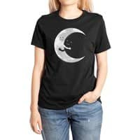 Moon Hug - womens-extra-soft-tee - small view