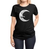 Moon Hug - womens-regular-tee - small view