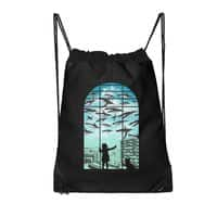 Off The Beaten Track - drawstring-bag - small view