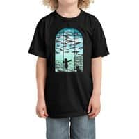 Off The Beaten Track - kids-tee - small view