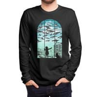 Off The Beaten Track - mens-long-sleeve-tee - small view
