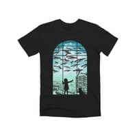 Off The Beaten Track - mens-premium-tee - small view