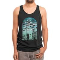 Off The Beaten Track - mens-triblend-tank - small view