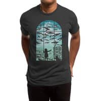 Off The Beaten Track - mens-triblend-tee - small view