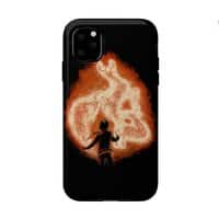 Neither Can Live While The Other Survives - double-duty-phone-case - small view