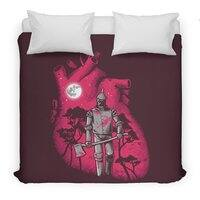 Heart Seeker - duvet-cover - small view