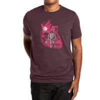 Heart Seeker - mens-extra-soft-tee - small view