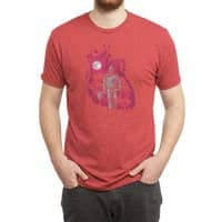 Heart Seeker - mens-triblend-tee - small view