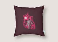 Heart Seeker - throw-pillow - small view