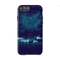 Cosmic Safari - double-duty-phone-case - small view