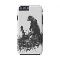 The Bear Encounter - double-duty-phone-case - small view