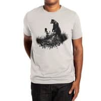 The Bear Encounter - mens-extra-soft-tee - small view