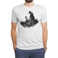 The Bear Encounter - mens-triblend-tee - small view
