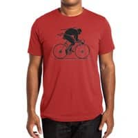 Ninja Rider - mens-extra-soft-tee - small view