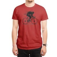 Ninja Rider - mens-regular-tee - small view