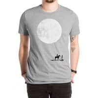 Do You Want The Moon? - mens-extra-soft-tee - small view