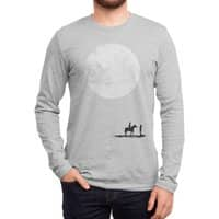Do You Want The Moon? - mens-long-sleeve-tee - small view