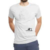 Do You Want The Moon? - mens-triblend-tee - small view