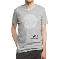 Do You Want The Moon? - vneck - small view