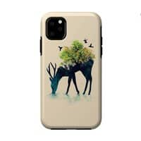 Watering (A Life Into Itself) - double-duty-phone-case - small view