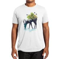 Watering (A Life Into Itself) - mens-extra-soft-tee - small view