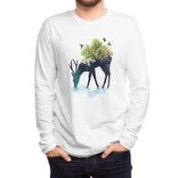 Watering (A Life Into Itself) - mens-long-sleeve-tee - small view